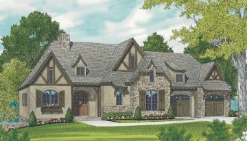 Mountain/Hillside House Plans