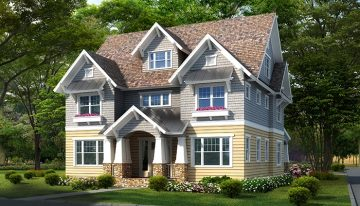 Superbe Featured Craftsman House Plans